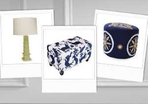 Whimsical Accents: Lighting & Furnishings