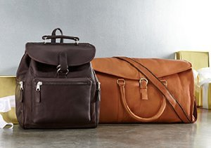 Classic Carryalls: Bags for Him