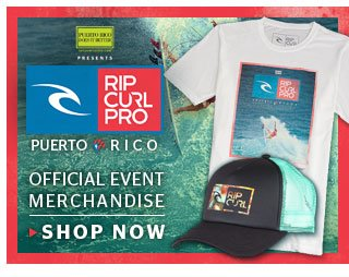 Rip Curl Pro Puerto Rico 2013 - )fficial Event