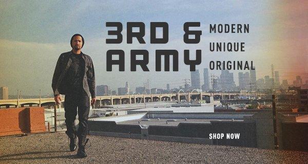 3rd & Army