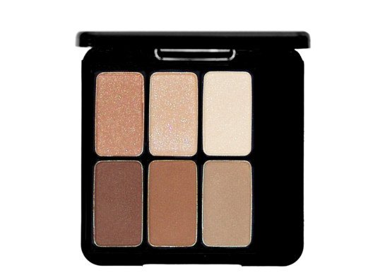 Nothing is more universally flattering on eyes than earth tones. This palette makes my whole complexion look warmer and more even.