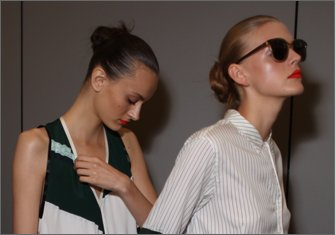 WOMEN'S SPRING/SUMMER 13 SHOW - VIEW NOW