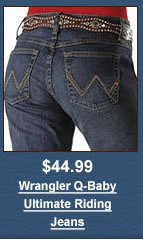 Wrangler Q-Baby Ultimate