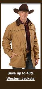 Men's Western Jackets