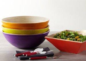 Colorful Kitchen Updates featuring LeBrun