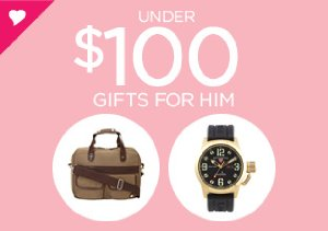 Under $100: Gifts for Him