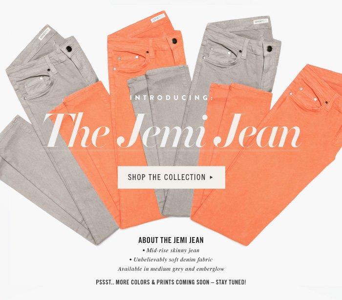 The Jemi Jean