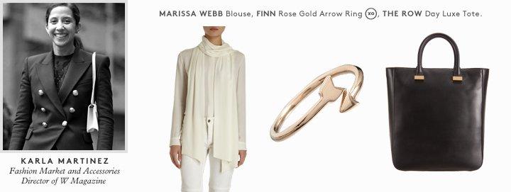 Show style: Caroline Issa, Anne Christensen, Karla Martinez and more stylish editors share their New York Fashion Week outfit picks.