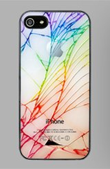 Zero Gravity Cracked Out iPhone 4 / 4S Case by ZERO GRAVITY