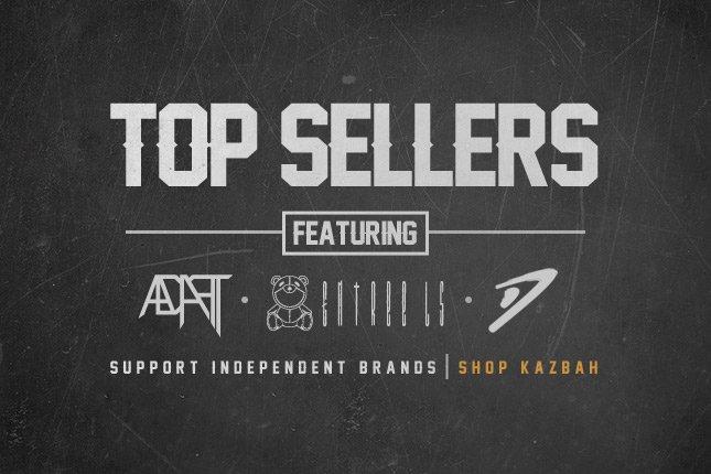 Kazbah Top Sellers