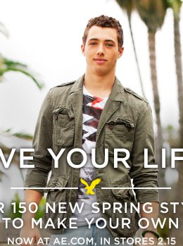 Live Your Life | Over 150 New Spring Styles To Make Your Own | Now At AE.com, In Stores 2.15