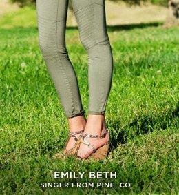 Emily Beth | Singer From Pine, CO