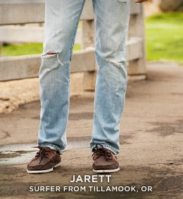 Jarett | Surfer From Tillamook, OR