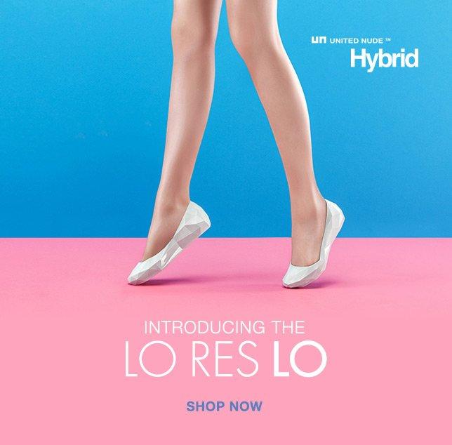 Introducing The Lo Res Lo   Shop Now