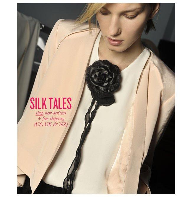 silk tales