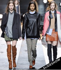 3.1 Phillip Lim's standout F/W 13 collection