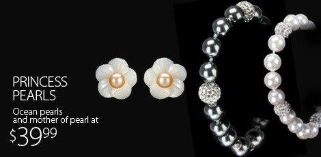 Princess Pearls