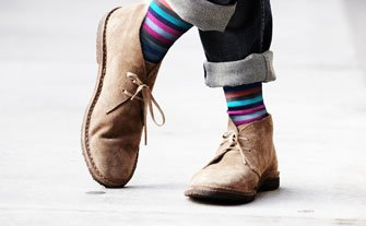 Unsimply Stitched Socks - Visit Event