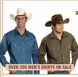 Men's Sale Shirts