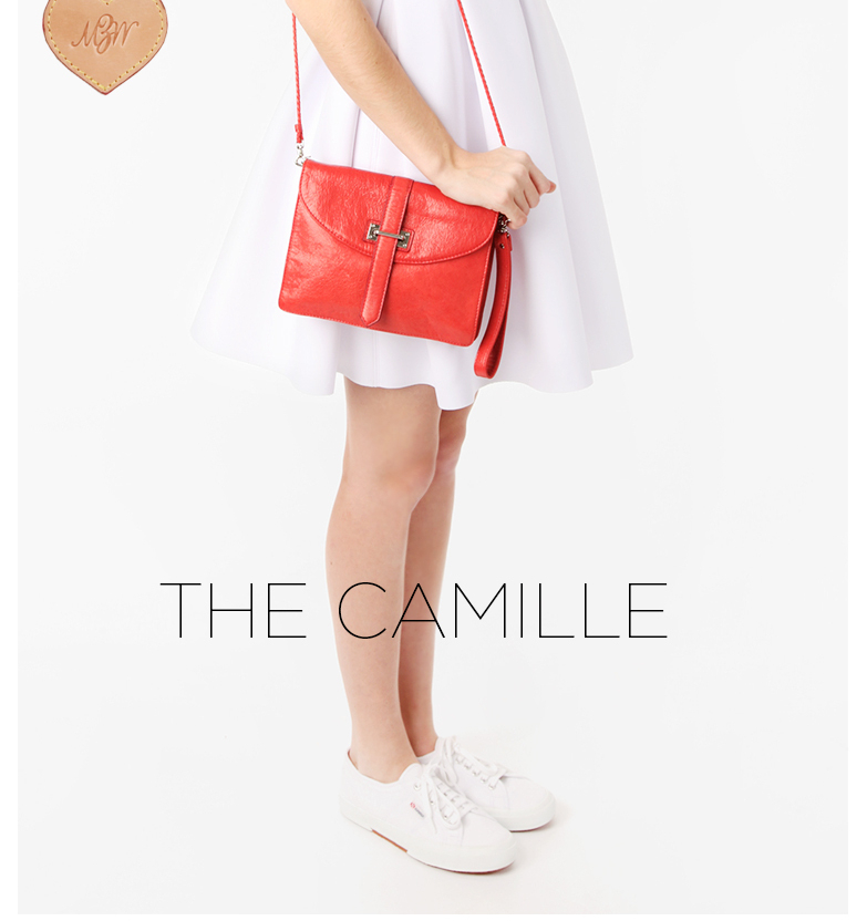 The Camille | New for Spring 2013