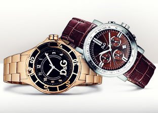 D&G Watches for Him & Her