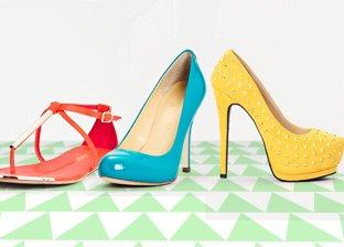 Lust List: Colorful Shoes by Ivanka Trump, Badgley Mischka, Pour La Victoire & More under $59