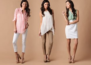Trendy Hues for Spring Style