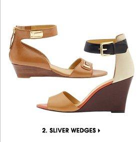 2. SLIVER WEDGES