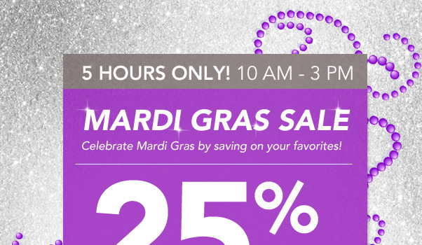 Only 5 Hours to Save!