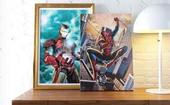 Marvel Fine Art- Visit Event