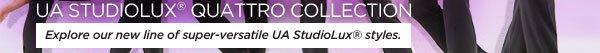 UA STUDIOLUX® QUATTRO COLLECTION.
