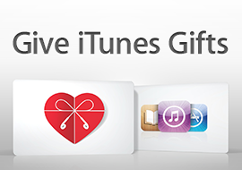 Give iTunes Gifts