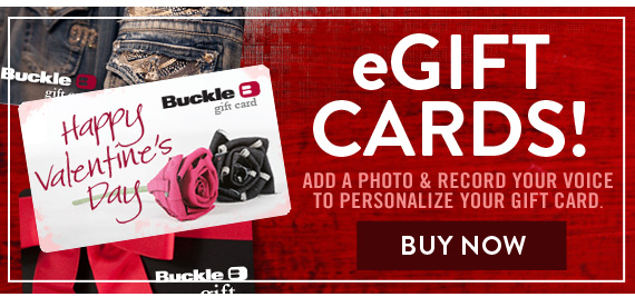 Shop Buckle Gift Cards