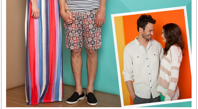 New Arrivals: To Stripes with Love