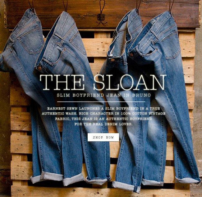 The Sloan Boyfriend Jean