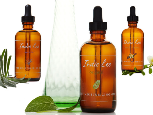 Indie Lee Moisturizing Body Oils from Molly Sims