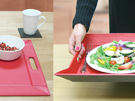 These trays are modern, versatile, and incredibly useful!