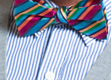 Head-to-Toe Preppy From Men's Bow Ties to Chinos