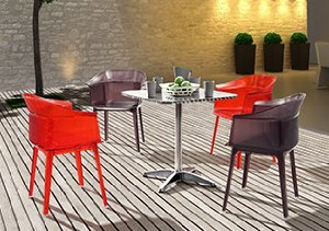Seating Solutions: Chairs & Tables
