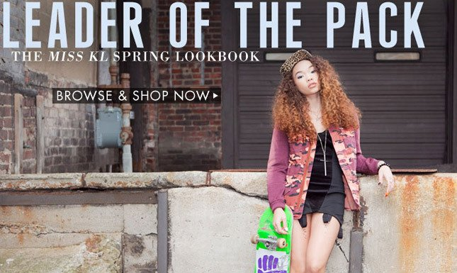 Browse & Shop the Leader of the Pack Lookbook on Miss KL!