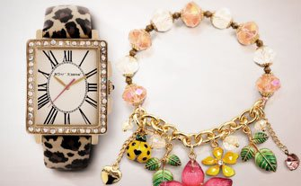 Betsey Johnson Jewelry & Watches - Visit Event