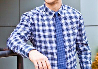 Shop Winning Combo: Shirt + Tie Under $40