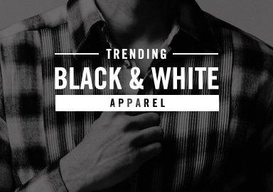 Shop Trending: Black & White [Apparel]