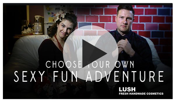 Choose your own Sexy Fun Adventure