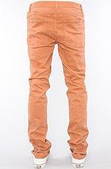 The Juvee Rollers Pants in Tobacco Brown