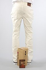 The V56 Standard Fit Inglewood RIT Dye Pants in Raw Natural PFD