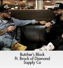 The Butcher's Block Ep. 12 | Brock of Diamond Supply Co.