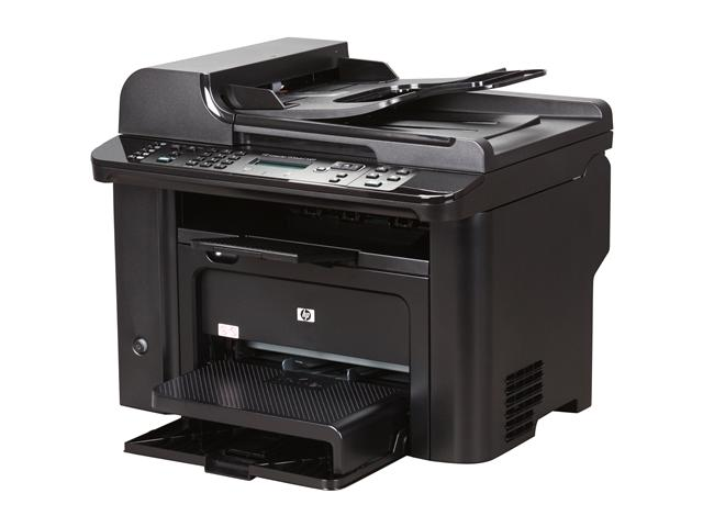 HP LaserJet Pro M1536dnf CE538A MFC / All-In-One Up to 26 ppm Monochrome Laser Multifunction Printer
