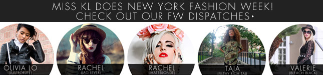 Miss KL Does New York Fashion Week!