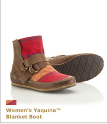 Women's Yaquina™ Blanket Boot